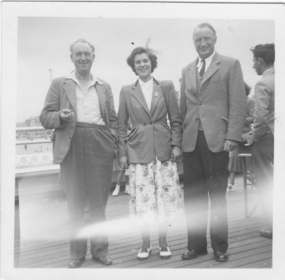 Gressenhall photos - Porter Walker, Beryl Hammond, Mr Coldwell.jpg (970px x 954px)