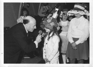 Harmers Easter Bonnet Parade 1975