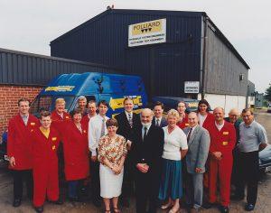 Folliard Hydraulics 1997